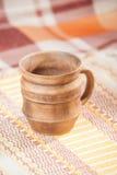 Traditional handcrafted mug Royalty Free Stock Image