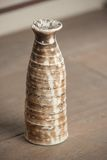 Traditional handcrafted vase Stock Photo