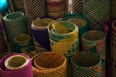 Traditional handicraft Stock Photo