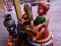 Traditional handicraft. royalty free stock photos