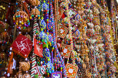 Traditional handicraft from India Royalty Free Stock Photo