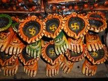 Traditional handicraft. Stock Photography