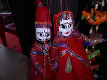 Traditional handicraft. Stock Photo