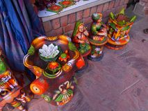 Traditional handicraft. royalty free stock photography