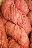 Traditional Handmade cutton yarn Royalty Free Stock Photo