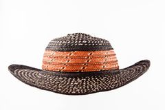 Traditional hat from Colombia Stock Photography