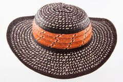 Traditional hat from Colombia Royalty Free Stock Photography