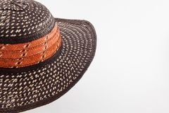 Traditional hat from Colombia Stock Images