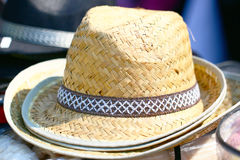 Traditional hat Stock Images