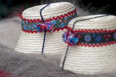 Traditional hats Stock Photos