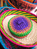 Traditional hats, Chile Stock Images