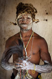 Traditional healer, Tanzania. Traditional healer in Kigoma, Tanzania. Many traditional healers have been arrested recently in Tanzania because of albino murders stock photos