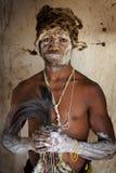 Traditional healer, Tanzania Stock Photos