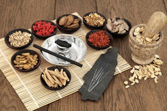 Traditional Healing Royalty Free Stock Photos