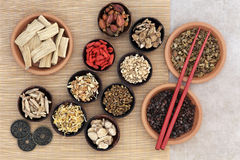 Traditional Herbal Medicine Royalty Free Stock Photography