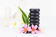 Traditional herbal spa Royalty Free Stock Images