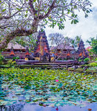 Traditional Hindu Temple, Bali Royalty Free Stock Photography