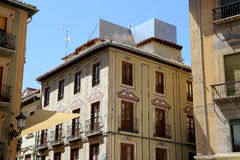 Traditional historic buildings-- Granada,Spain Stock Image