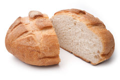 Traditional Homemade Round Bread Royalty Free Stock Images