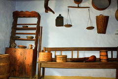 Traditional house Stock Photography