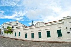 Traditional house. In Olinda - Brazil Royalty Free Stock Image