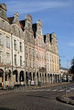 Traditional house in Arras, France Stock Photography