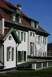 Traditional house, bavaria Royalty Free Stock Photography