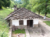 Traditional House Of Etar Village, Bulgaria Royalty Free Stock Photos
