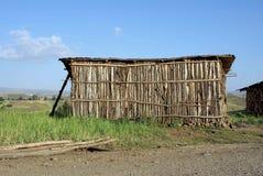 Traditional house, Ethiopia Royalty Free Stock Photos