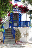 Traditional House in Greece Royalty Free Stock Image