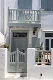Traditional House in Greece Royalty Free Stock Photo