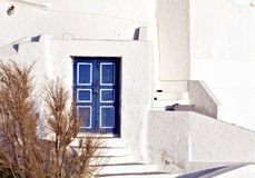 Traditional house in Greece Royalty Free Stock Images