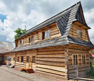 Traditional House in the High Tatra Stock Photography