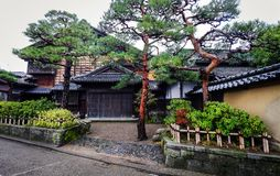 Traditional house in Kyoto, Japan Royalty Free Stock Photography
