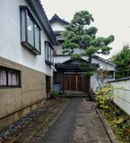 Traditional house in Kyoto, Japan Stock Image