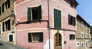 Traditional house in Majorca, Spain Royalty Free Stock Photo