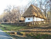 Traditional house, Romania Stock Photography