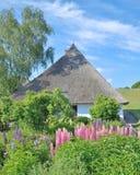 Traditional House,Ruegen Island,Germany Royalty Free Stock Photography