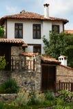 Traditional house from Zlatograd, Bulgaria Stock Photography