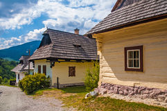 Traditional houses Royalty Free Stock Image