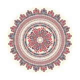 Hungarian round ornament Royalty Free Stock Photos