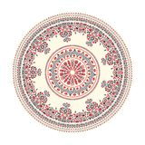 Hungarian round ornament Stock Photo