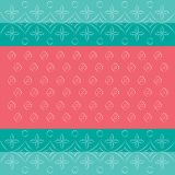 Traditional Indian Bandhani pattern background green blue teal pink royalty free stock images
