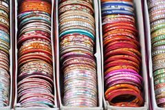 Traditional Indian bangles Stock Images