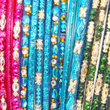 Traditional Indian bangles royalty free stock photo