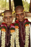 Traditional indian boys Stock Photos