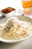 Traditional Indian Food. Traditional asia food call mutu mayam stock photo