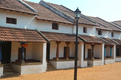 Traditional Indian house Stock Images