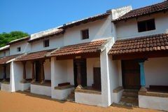Traditional Indian house Royalty Free Stock Images