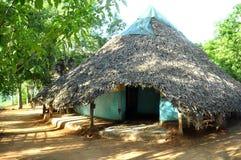 Traditional indian hut Stock Photos